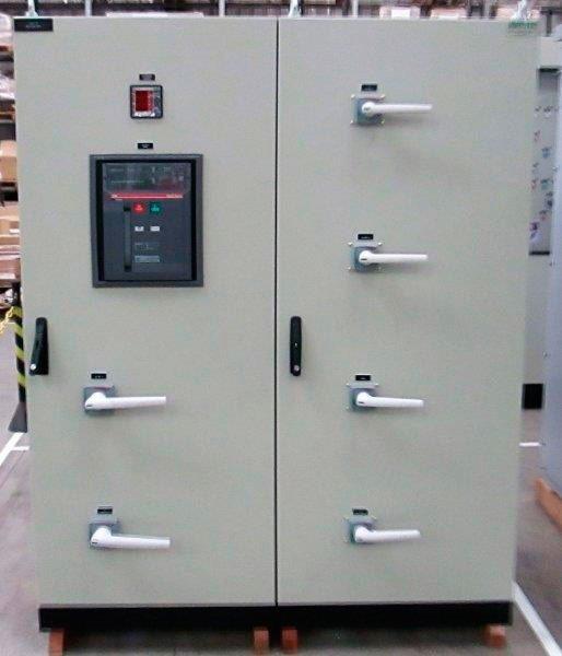 Montadores de painéis elétricos