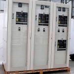 Quadro de distribuição energia